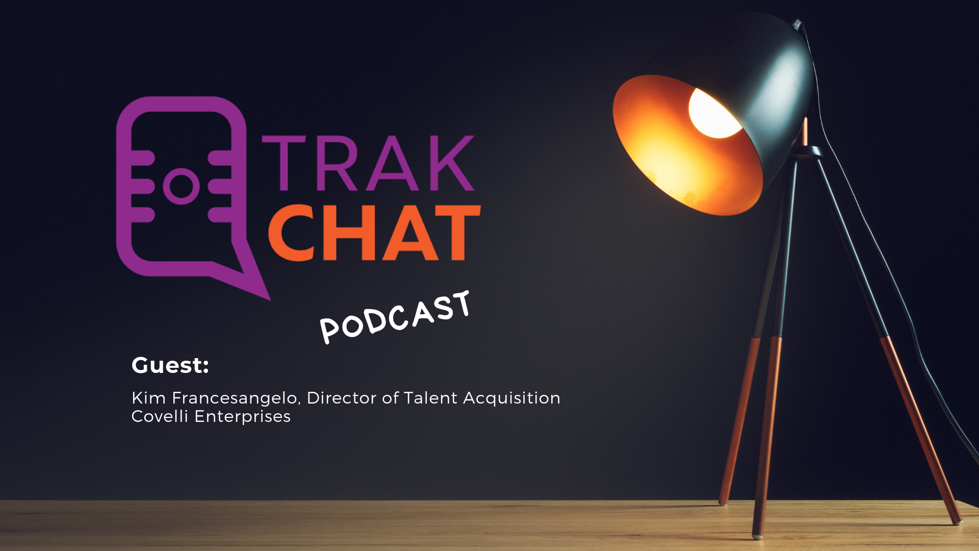 TRAK CHAT Podcast